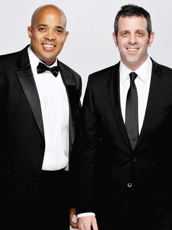 NAACP Image Awards Warren Lieberstein Halsted Sullivan - P 2012