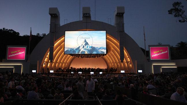 Paramount's 100th Anniversary Hollywood Bowl - H 2012