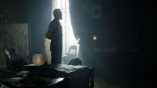 Lincoln film still - Daniel Day Lewis