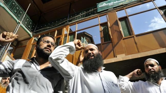 Innocence of Muslims - H 2012