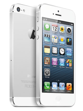 iphone 5 PR image White - P 2012