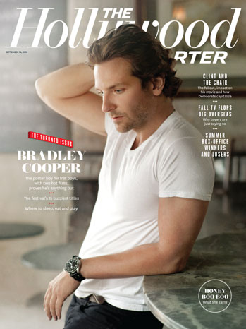 Issue 31 Bradley Cooper Cover - P 2012