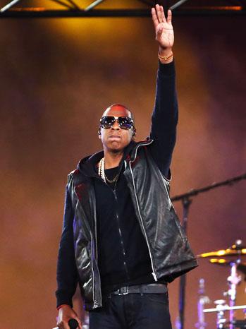 Jay-Z Closing Ceremony London - P 2012