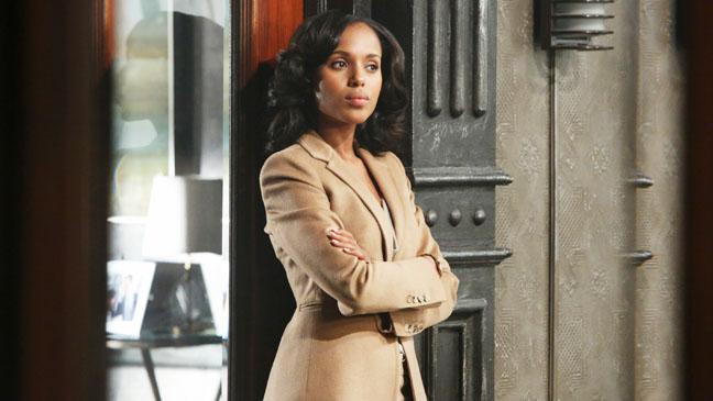 Kerry Washington Scandal Season 2 Episodic - H 2012