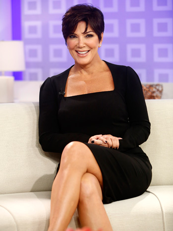 Kris Jenner on Today - P 2012