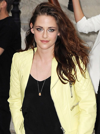 Kristen Stewart Balmain Arrival - P 2012