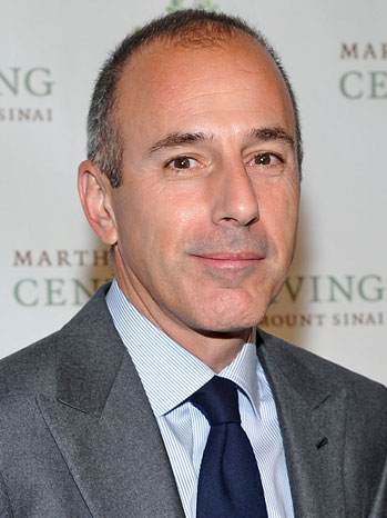 2012-34 REP Matt Lauer P