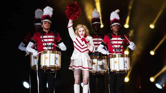 Madonna MDNA Tour at Yankee Stadium 9/6 - H 2012