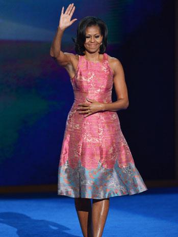 Michelle Obama DNC Dress - P 2012