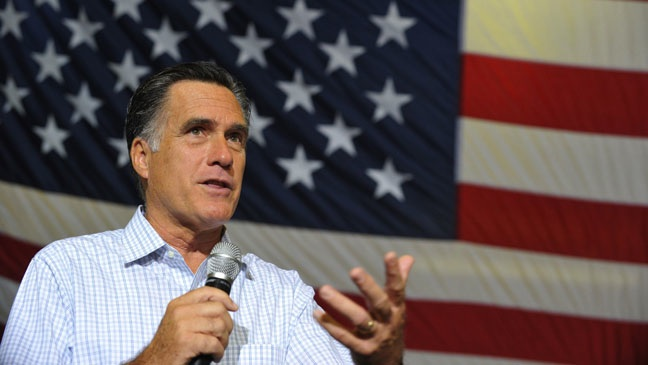 Mitt Romney Tan - H 2012