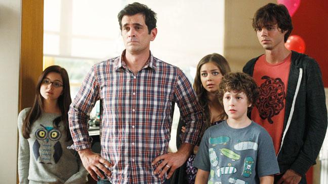 Modern Family Season 4 Premiere Episodic - H 2012