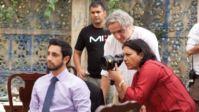 "ON THE SET: ""The Reluctant Fundamentalist"""