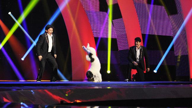 America's Got Talent Olate Dogs Winner - H 2012