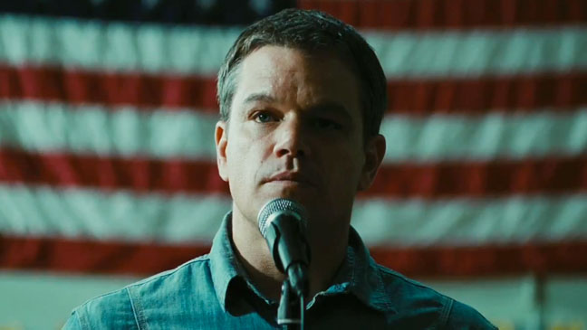 Promised Land Matt Damon screengrab - H 2012