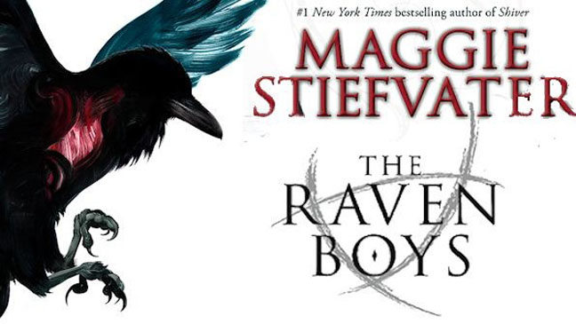 The Raven Boys Cover - H 2012