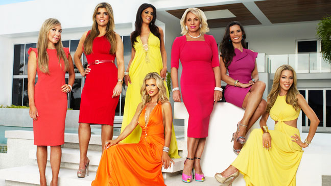 Real Housewives of Miami Season 2 Cast - H 2012