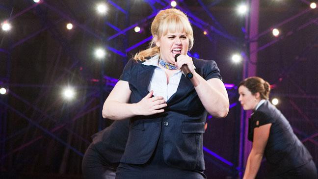 Pitch Perfect Rebel Wilson Singing - H 2012