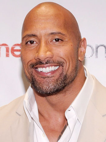 TELEVISION: Dwayne Johnson