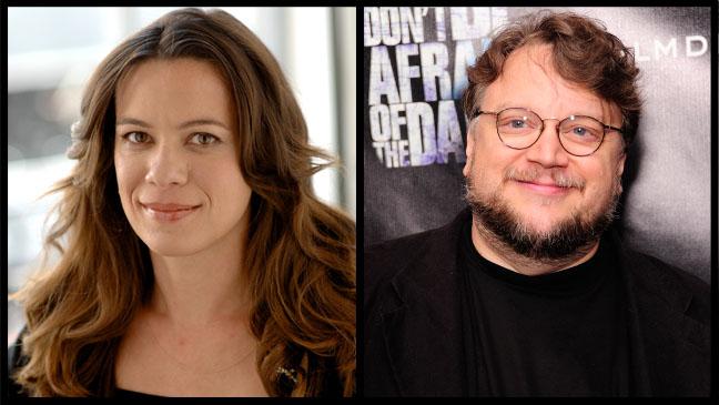 Sara Gran Guillermo Del Toro - H 2012