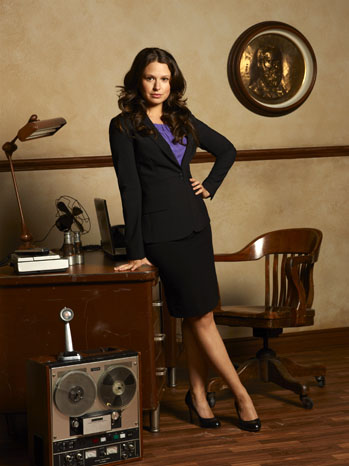 Scandal Katie Lowes - P 2012
