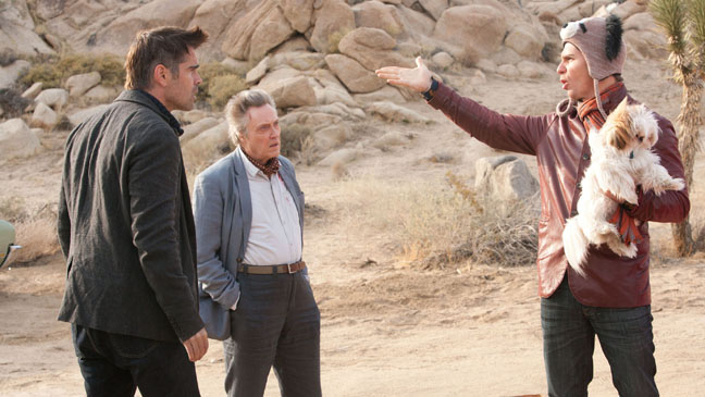 Seven Psychopaths Toronto Film Still - H 2012