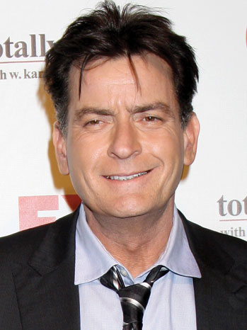 TELEVISION: Charlie Sheen