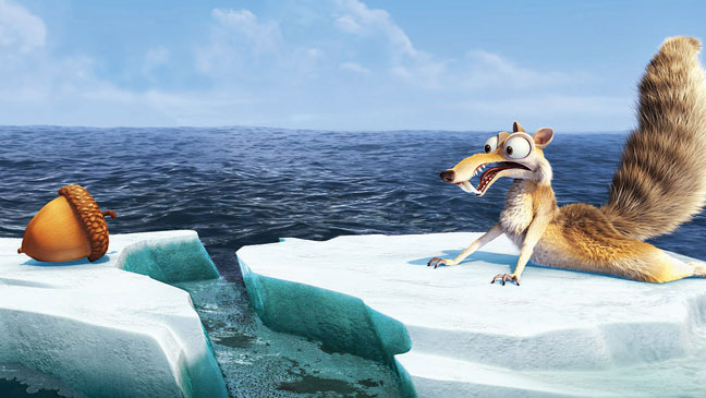 """Ice Age: Continental Drift"""