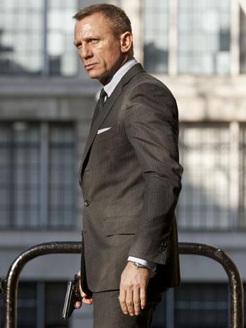 Skyfall Daniel Craig - P 2012
