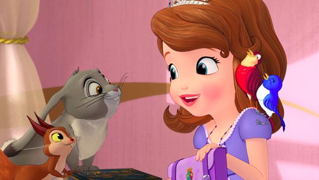 Sofia the First: Once Upon a Princess - H 2012