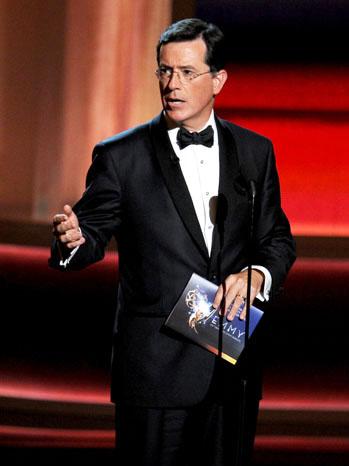 Stephen Colbert Likes (Most) Women