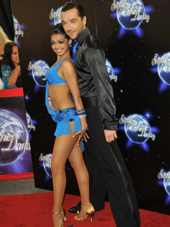 Strictly Come Dancing - P 2012