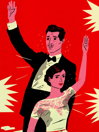 Issue 33 FEA Emmy Sweat Illustration - P 2012