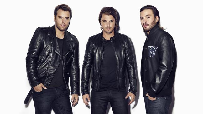 Swedish House Mafia PR 2011 L