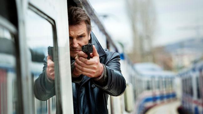 Liam Neeson Taken 2 Film Still - H 2012