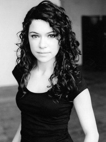Tatiana Maslany Headshot - P 2012