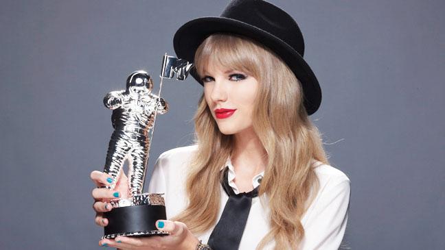 VMA Press Image Taylor Swift - H 2012