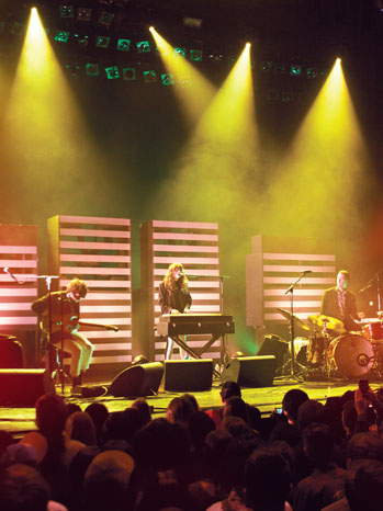 The Beach House Wiltern - P 2012