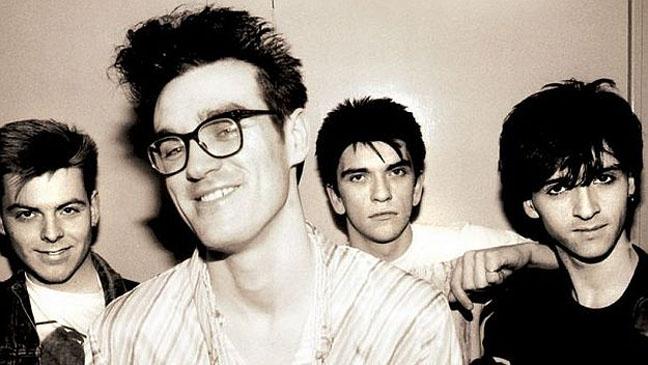 The Smiths Portrait Facebook - H 2012