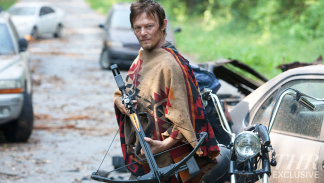 Walking Dead Season 3 Episode 5 Daryl - H 2012