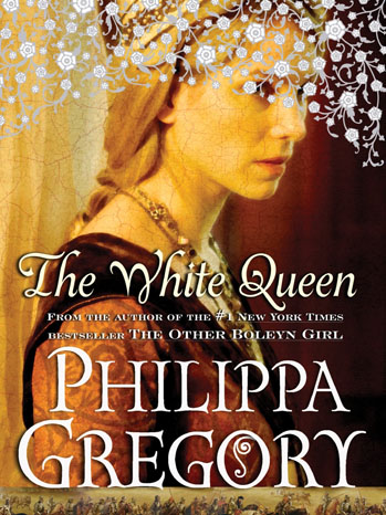 The White Queen Philippa Gregory Cover - P 2012