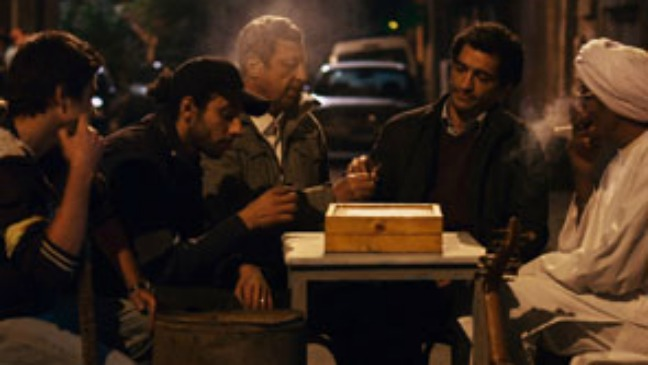 Venice Film Festival - Winter of Discontent H 2012