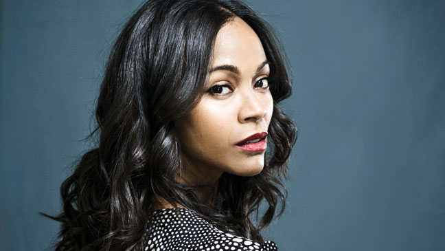 Zoe Saldana Young Latinos List - H 2012