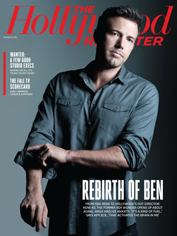 2012 Issue 36: Confessions of Ben Affleck
