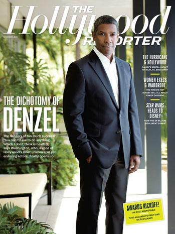 2012 Issue 39: Denzel Washington