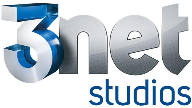 3net Studios Logo - H 2012