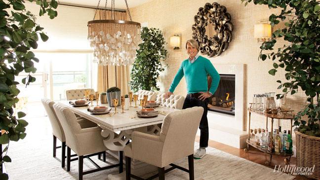 Dining Room by Tim Clarke