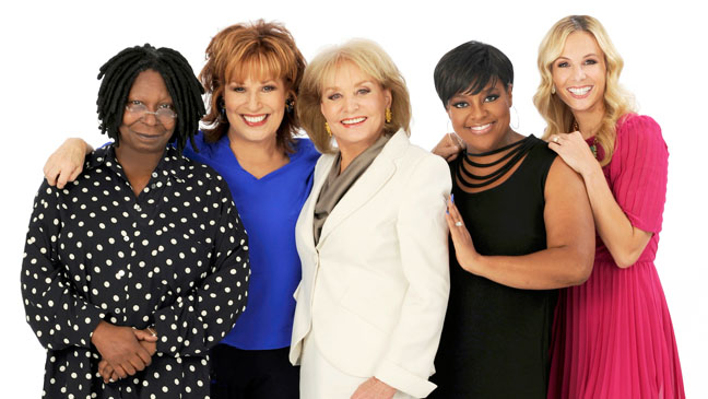 """Cast of """"The View"""""""