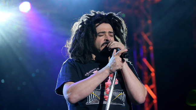 Adam Duritz Counting Crows - H 2012