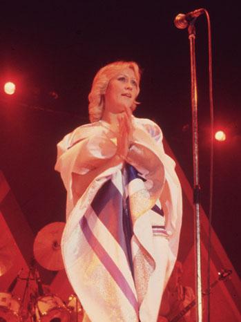 Agnetha Faltskog ABBA 1979 - P 2012