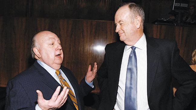 2012-38 DEALS Roger Ailes Bill O'Reilly H